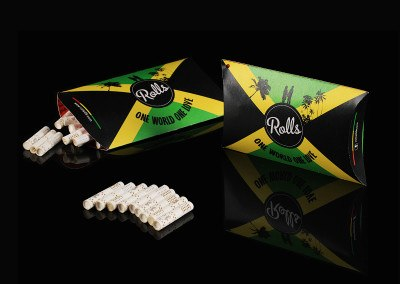 Filtry Rolls VIP Pack Turbo Jamaica