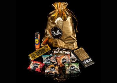 Gold Pack: Shine 24K & Rolls